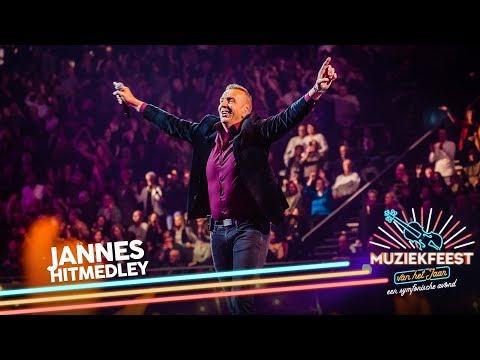 Jannes - Hitmedley | Muziekfeest van het Jaar 2019