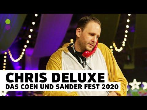 Chris Deluxe (DJ-set) | Das Coen Und Sander Fest 2020