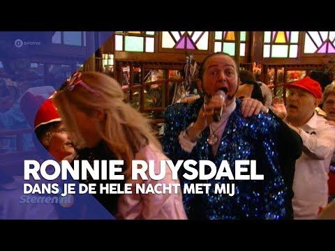 Ronnie Ruysdael - Dans je de hele nacht | Sterrenparade