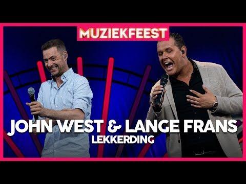John West & Lange Frans - Lekkerding | Muziekfeest op het Plein 2019