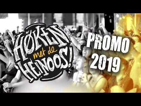 Officiële live promo 2019 van Høken met de Heinoos!