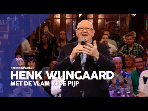 Henk Wijngaard - Met de vlam in de pijp | Sterrenparade