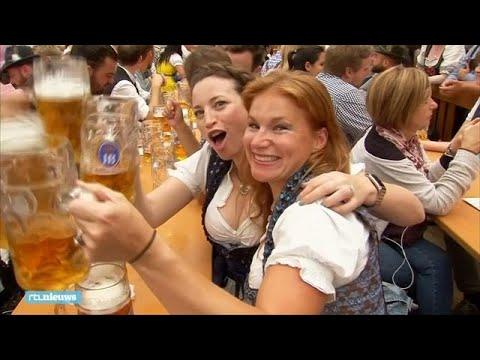 Jetzt geht's los: zo genieten de bezoekers van Oktoberfest - RTL NIEUWS