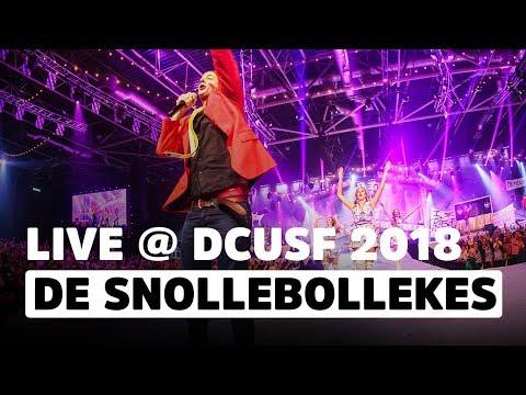 Snollebollekes - Links Rechts/Feest Waarvan Ik Morgen Niks Meer Weet | Das Coen Und Sander Fest 2018