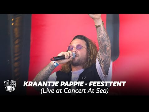 Kraantje Pappie - Feesttent [Live at Concert At Sea]