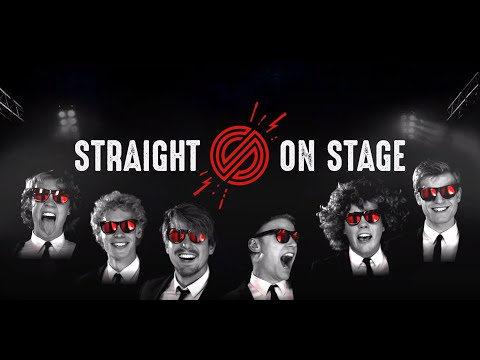 """""""WE'RE ON A MISSION, IN SUITS"""" - Straight on Stage, Promo"""