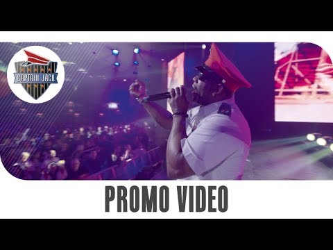 Captain Jack Live Teaser (4K Promo Video)