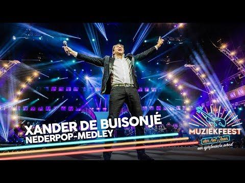 Xander de Buisonjé - Nederpopmedley | Muziekfeest van het Jaar 2019