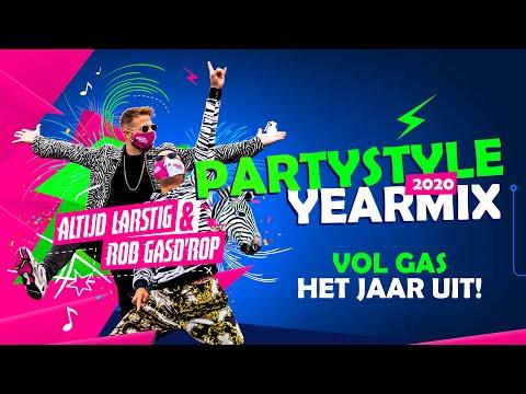 PARTYSTYLE YEARMIX 2020 | Altijd Larstig & Rob Gasd'rop