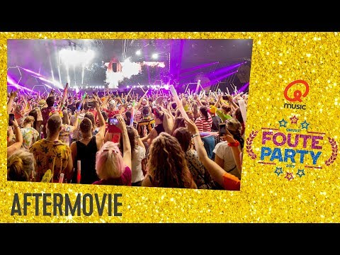 Aftermovie // Qmusic Foute Party 2019